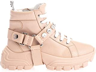 MIU MIU Luxury Fashion Womens 5T736CF0753D92F0236 Pink Sneakers   Fall Winter 19