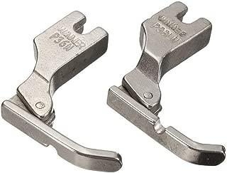Latest Metal Sewing Machine Presser Foot Industrial Sewing Machine Accessories Pull Zipper Foot P36LN / P36N Presser