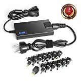 TAIFU 90W Universel AC Laptop Chargeur Power Adaptateur pour HP Compaq Dell Acer ASUS Toshiba IBM Lenovo Samsung Sony...