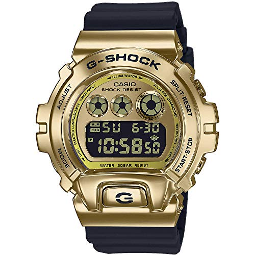 orologio multifunzione uomo Casio G-Shock casual cod. GM-6900G-9ER
