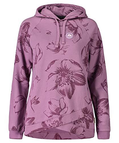 Maloja Damen Megiam. Sweatshirt, Lila (Glockenblume 8206), M