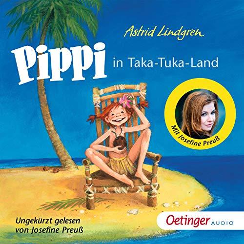 Pippi in Taka-Tuka-Land Titelbild