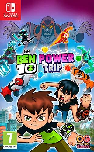 Nsw Ben 10: Power Trip - Nintendo Switch