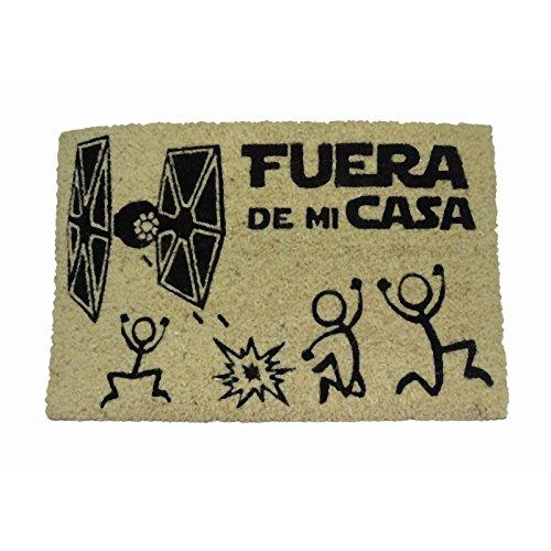 koko doormats Felpudo Coco - Fuera de Mi Casa, 60 x 40