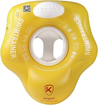 Free Swimming Baby Inflatable Swimming Ring Underarm Seat Float Trainer