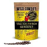 BLANK ROAST Wild Cowboy - Frisch geröstete Kaffeebohnen | Espresso Bohnen & Kaffee Crema, 1000 g