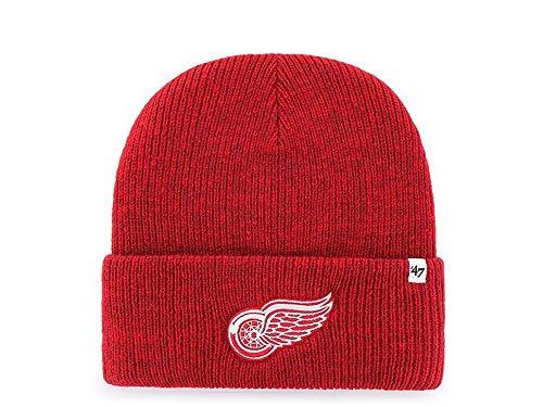 47 Brand Detroit Red Wings Brain Freeze Mütze - NHL Eishockey
