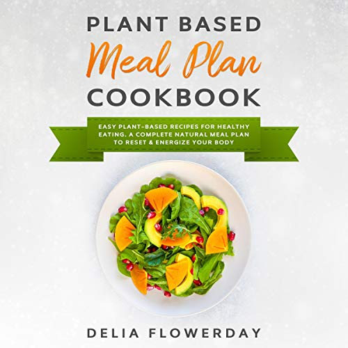 Plant Based Meal Plan Cookbook Titelbild