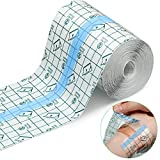 Best Waterproof Bandages - Transparent Stretch Adhesive Bandage Waterproof Bandage Clear Adhesive Review