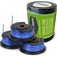 3-Pack Greenworks 20 ft. String Trimmer Line Replacement Spool