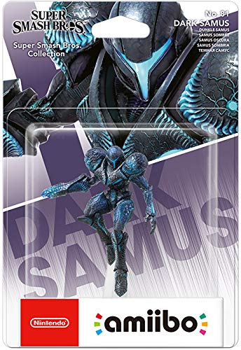 Amiibo Samus Oscura - Nintendo Switch