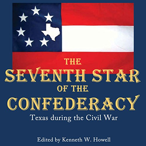 The Seventh Star of the Confederacy audiobook cover art