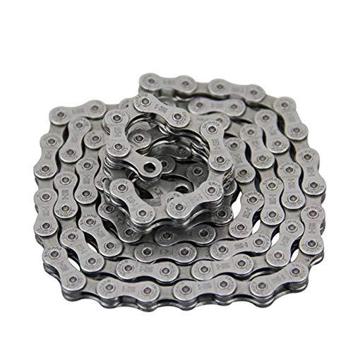 kaakaeu - Cadena de Bicicleta de 9 velocidades, 116 eslabones, Profesional, Ultraligera y de Alto Rendimiento, Pieza de Repuesto de modificación de Bicicleta de montaña y Carretera