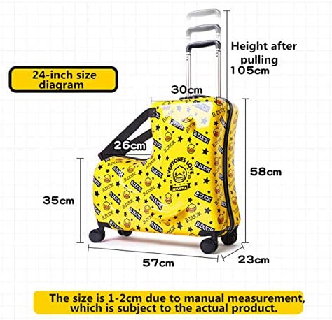 Childrens trolley suitcase _image2