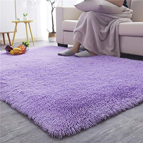 Shaggy Bedroom Rug
