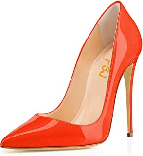 Women Formal Pointed Toe Pumps High Heel Stilettos Sexy...