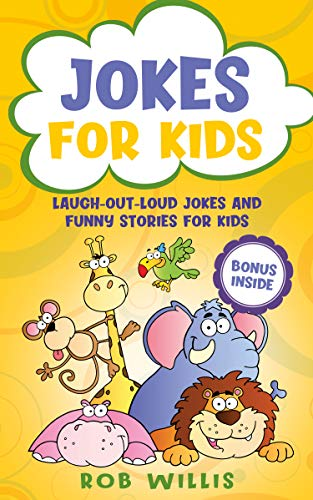 Jokes For Kids by Rob Willis ebook deal