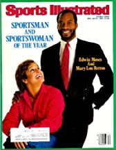 Sports Illustrated - December 24-31, 1984 Issue: Edwin Moses & Mary Lou Retton Cover, Dan Marino, Julius Erving, Larry Bird, and More! (Volume 61 Number 28)