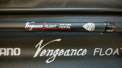 Shimano Vengeance Float 3,90 m 10-30 g