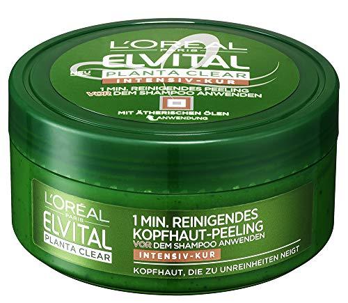 L\'Oréal Paris Elvital Planta Clear Intensiv-Kur, 6er Pack (6 x 150 ml)