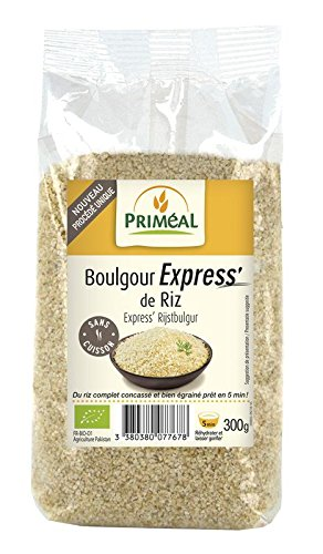 Priméal - BIO - Boulgour Express de Riz 300 g