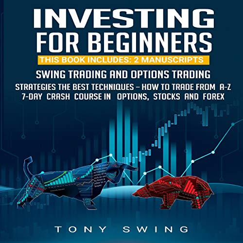 Investing for Beginners  By  cover art