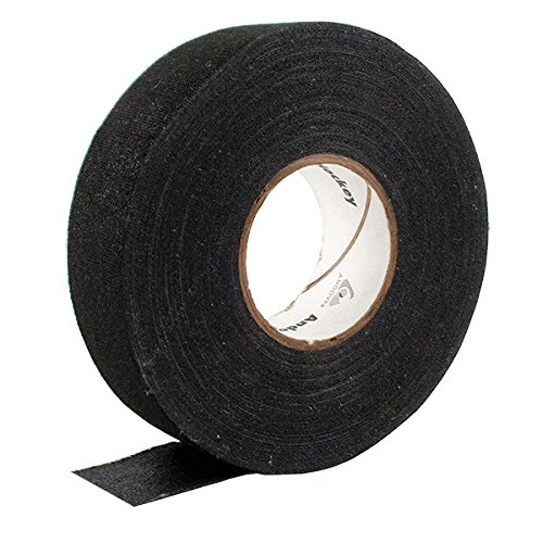 North American Tape 24/25 mm Band, Schwarz, One Size