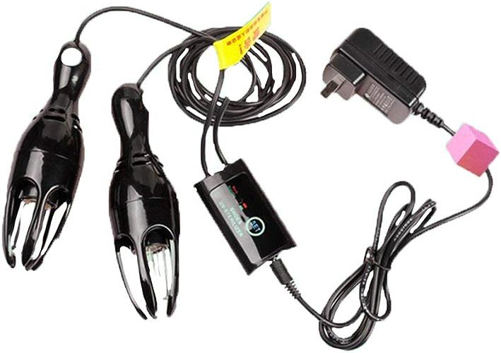 WHL.LL Sèche-Chaussures électrique portable Lumière Ultraviolette Désodorisation Stérilisation Moisissure Attemperator Séchoir électrique