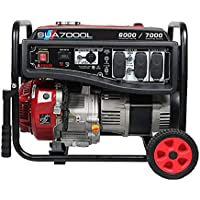 A-iPower SUA7000L 6000/700 Watt RV Ready Gas Powered Portable Generator