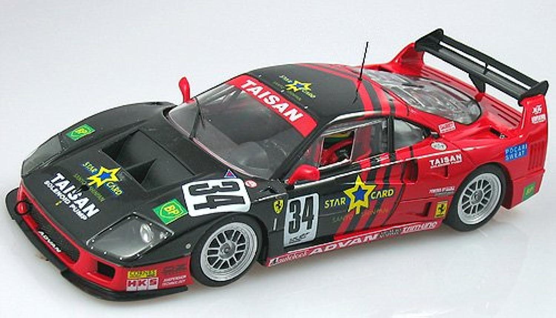 Unbekannt Fly Car Model–fly88326–Fahrzeug Miniatur–Ferrari F 40Suzuki 1994–Echelle 1 32