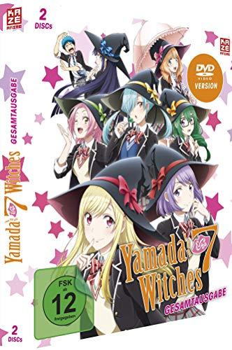 Yamada-Kun & the Seven Witches - Gesamtausgabe - [DVD]