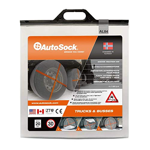 AUTOSOCK AL84 Size-AL84 Tire Chain Alternative