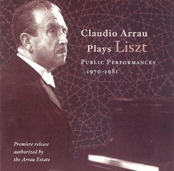 Liszt: Piano Sonata in B Minor / Annees De Pelerinage / Ballade No. 2 / Transcendental Etude No. 10 (Arrau) (1970-1981)