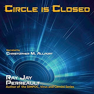 Circle Is Closed audiobook cover art
