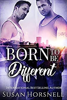 Born to be Different (Born Series Book 2) by [Susan Horsnell]