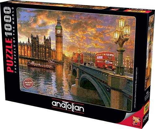 Puzzle Londres marca Anatolian