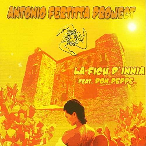 Antonio Fertitta Project feat. Don Peppe