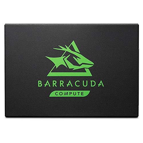 Seagate SSD 1TB BarraCuda 120 SSD PS4動作確認済 5年保証 2.5