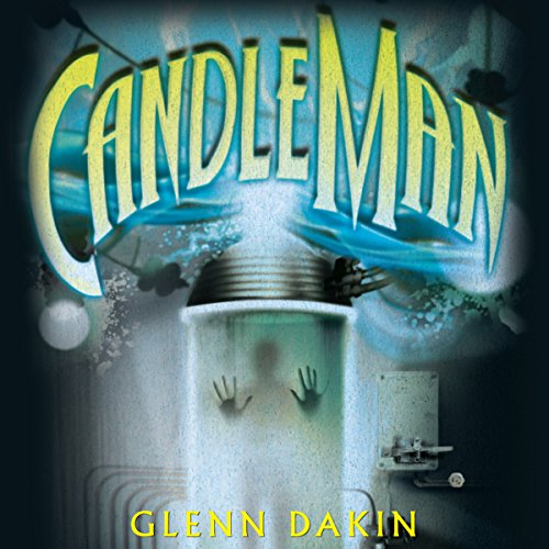 Candle Man cover art