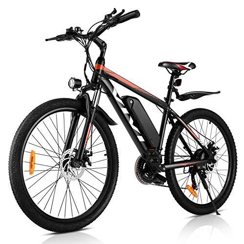 VIVI 26VTT électrique 250W 36V 10.4Ah Batterie Amovible vélo
