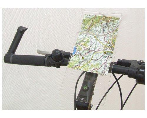KlickFix Mini Kartenhalter Ausführung 12x25cm 2020 Fahrradtasche