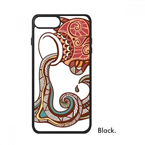 Bestchong Aquarius sterrenbeeld Zodiac Symbool Voor iPhone SE 2 nieuw voor Apple 78 Case Cover