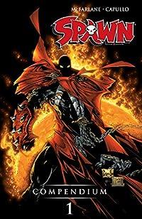 Spawn Compendium Vol. 1 cover image