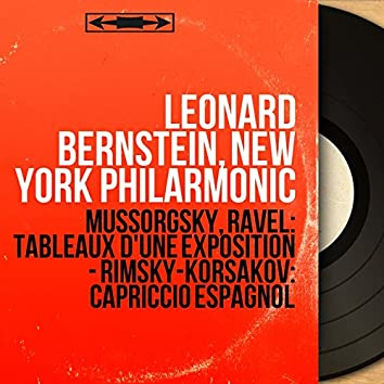 Mussorgsky, Ravel: Tableaux d'une exposition - Rimsky-Korsakov: Capriccio espagnol (Stereo Version)