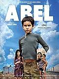 Póster de cine, película ABEL (120 x 160 cm), plegado