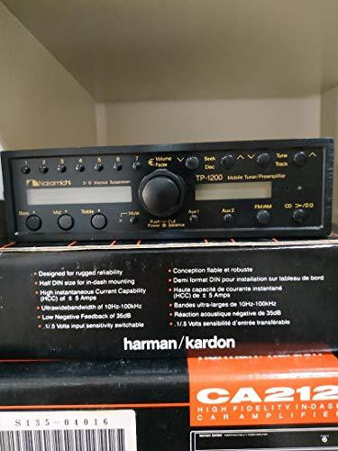 NAKAMICHI TP1200 SINTO PRE TUNER (76 e 90 MHz) USATO