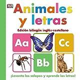Animales y letras (Castellano - A Partir De 0 Años - Proyecto De 0 A 3 Años - Libros Manipulativos)...