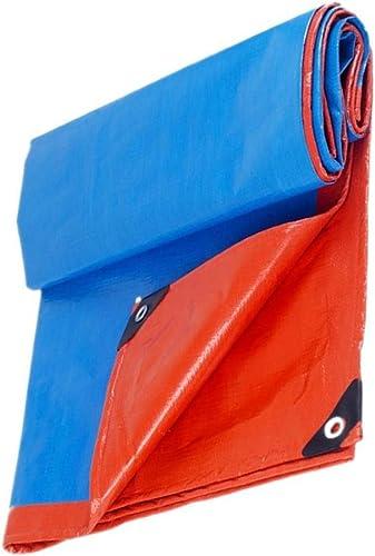 Niuniu Bache imperméable de Tente de Camping, bache Polyvalente d'auvent, Tapis extérieur portatif de Tapis, Pluie UV de Voiture (Taille   10mx12m)