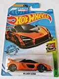 Hot Wheels 2019 Forza Horizon 4 Hw Exotics McLaren Senna, Orange 162/250
