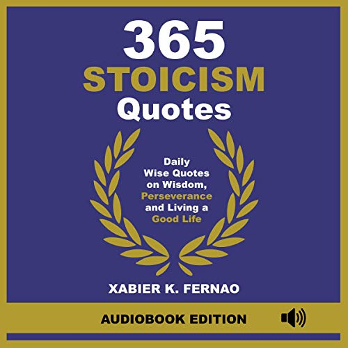 365 Stoicism Quotes cover art